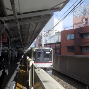 【東横線に乗り換えて・・・】まずはWiMAX2+開始です。