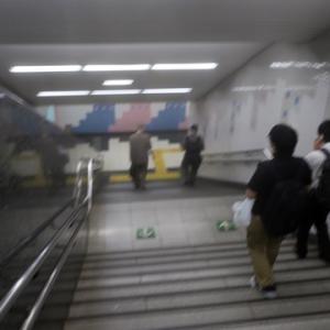 【駅到着は最悪の時間】だったようですが・・・