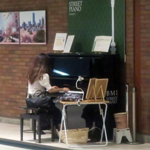 【ビアノの音色が聞こえる駅】でありました。