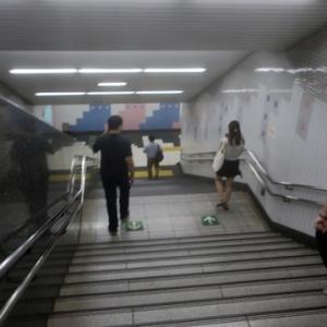 【駅到着は最悪の時間】みたいでした。うーーーむ