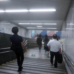 【駅に着いたら、まさに・・・】バッチリの時刻でしたが・・・