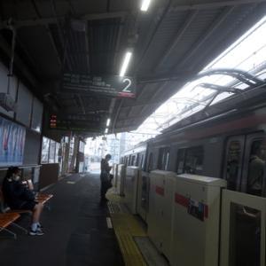 【東横線でLTE】ゃってみました。