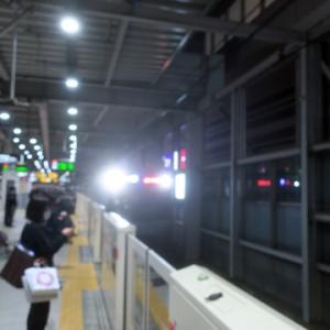 【東横線ではすぐに座ってWiMAX 5G】やってみました。