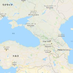 ボスポラス地峡決壊そして「ノアの箱舟」