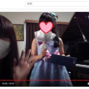「Aちゃん応援YouTubeライブ生配信」本番は大成功!良かったー!