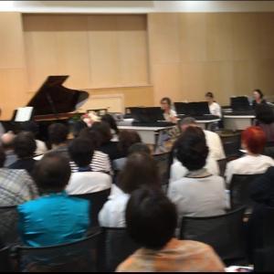 中目黒「大人のピアノクラス交流発表会」に参加してきました
