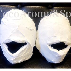 5回目の石膏マスク