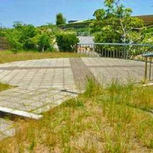 遊具,テニスコート,芝居広場 青柳公園 (静岡県榛原郡吉田町神戸4050)