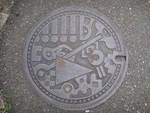 「マンホールの蓋IN FUKUOKA」