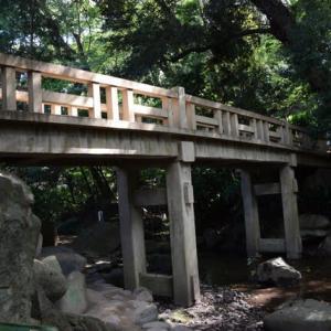 名主の滝公園・・2