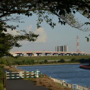 新河岸川~隅田川
