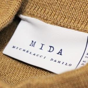 MICHELACCI DANILO Mock Neck Knit