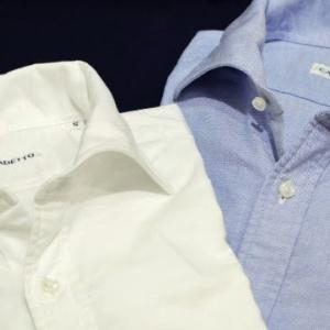 CADETTO ORIGINALS Oxford Shirts 2019FW Model