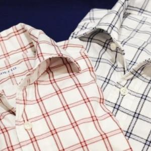 CADETTO ORIGINALS Windowpane Shirts