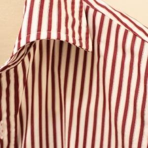 CADETTO ORIGINALS Bordeaux London Stripe Shirts