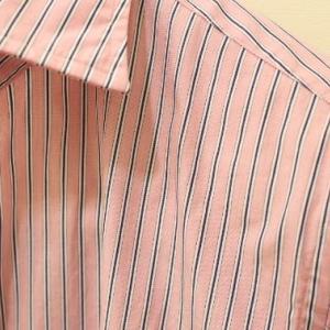 CADETTO ORIGINALS Pink×Dark Purple Stripe Shirts