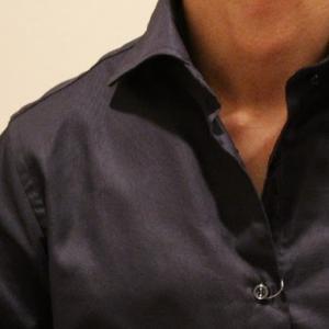 CADETTO ORIGINALS Black Royal Oxford Shirts