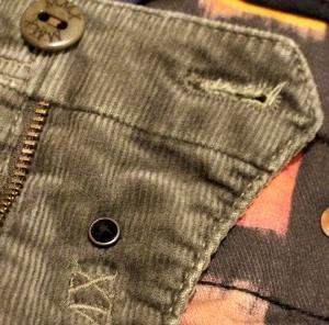 MMX Corduroy Pants