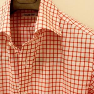 CADETTO ORIGINALS SHIRTS THOMAS MASON Cotton Gingham Check ZEPHIR