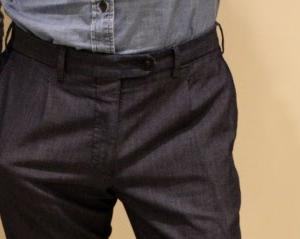 GERMANO Chambray Trousers