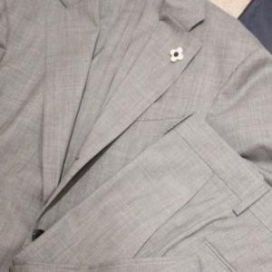 LARDINI Easy Wear Packable Suit