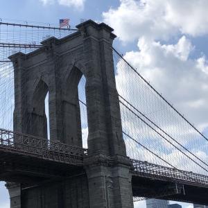 初めてのニューヨーク その1