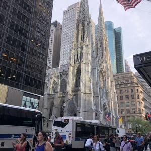 初めてのニューヨーク その2