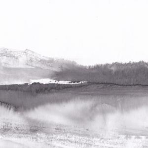 私の原風景「山」