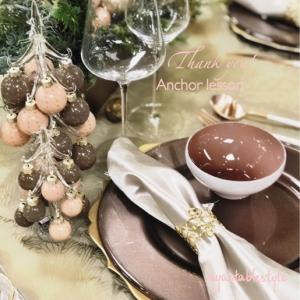 クリスマスのレッスンありがとうございました。