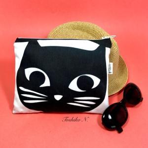 黒猫のバッグ達