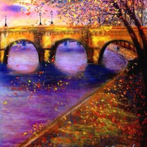 パリ の 秋