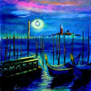 """Summertime in Venice"""