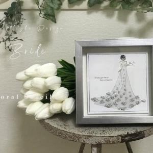 美しい花嫁の誕生です♡
