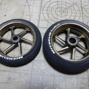 1/12 HONDA NSR500'89 Rothmans (ハセガワ) 製作#007