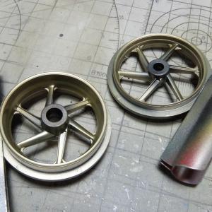 1/12 HONDA NSR500'89 Rothmans (ハセガワ) 製作#006