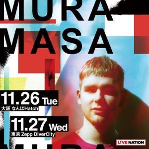 MURA MASA @Zepp DiverCity TOKYO