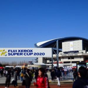 横浜FM vs 神戸 @埼スタ【FUJI XEROX SUPER CUP】