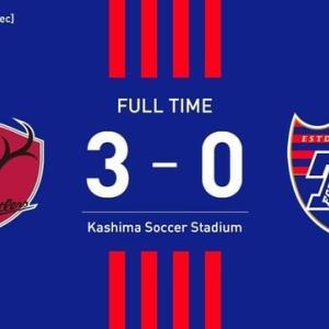 鹿島 vs FC東京【J1リーグ】
