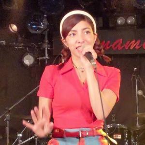 Mia Nascimento @渋谷La mama