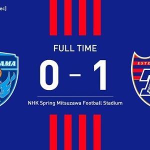 横浜FC vs FC東京【J1リーグ】