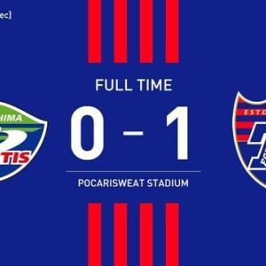 徳島 vs FC東京【J1リーグ】
