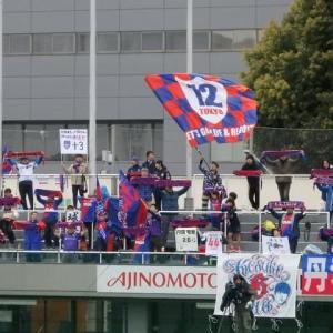 FC東京U-23 vs 藤枝@西が丘【J3リーグ】