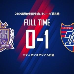 広島 vs FC東京【J1リーグ】