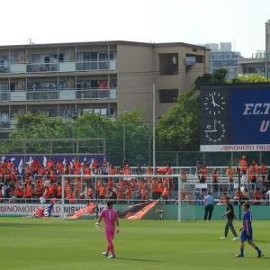 FC東京U-23 vs 長野 @西が丘【J3リーグ】