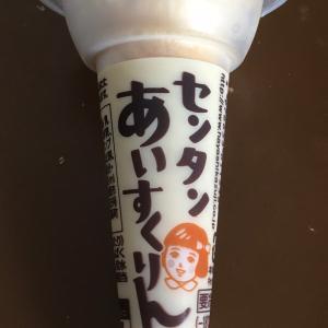 懐かしいアイスクリーム!センタンあいすくりん