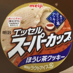 エッセルスーパーカップほうじ茶クッキー