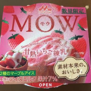 数量限定MOW完熟練乳いちご