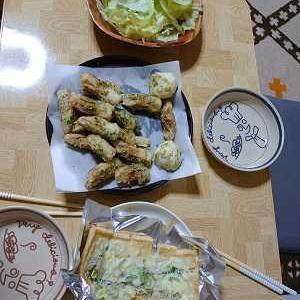 えーーーーい! 食っちゃえぃ!(^^)!