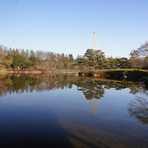 日本庭園の楽しみ☆昭和記念公園