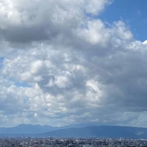 今日の雲2020.10.24.